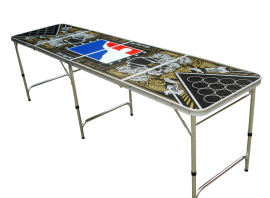 The Hydro74 Beer Pong Table!