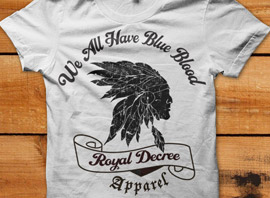 Royal Decree Release Two New Tees