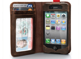 BookBook for iPhone: One Part Wallet, One Part Case All Parts Awesome