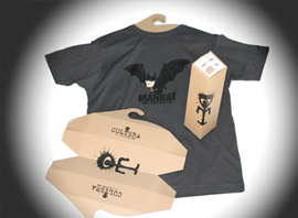 This Might Be The Coolest T-Shirt Packaging I Have Ever Seen!