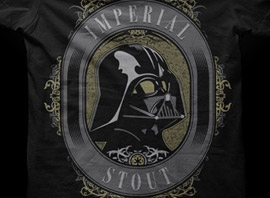 Seventh Ink – Imperial Stout Tee!  Do You See What They Did There?