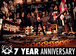 Bleeding Star 7 Year Anniversary Web Series & Sale