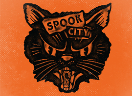 Spook City Releases Limited Edition Halloween Shirts
