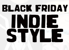Over 100 Indie Brands Having Black Friday Sales