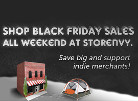 Shop Tons of Amazing Black Friday and Holiday Deals at Storenvy.com