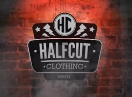 Halfcut Clothing Releases Creative New Promo Video