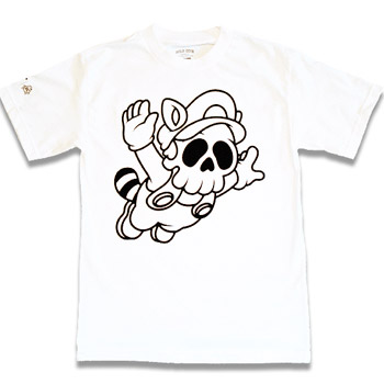 GOLD-COIN-SKULL-T-SHIRT