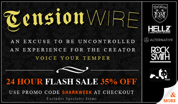 Tensionwire clothing