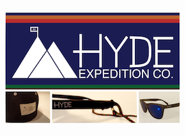 Hyde Expedition Co. Sunglasses