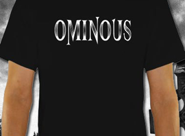 Ominous Apparel Is Here