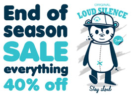 Loud Silence End of Season Sale