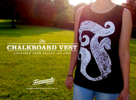 Framework: 2012 Summer Vests