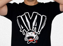 New Release: Aiya! T-Shirt