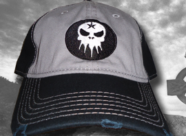 Ominous Apparel Trucker Hat