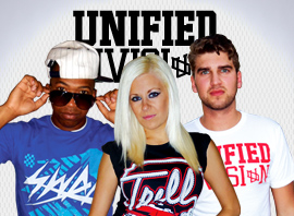 Win a FREE Unified Division T-Shirt!