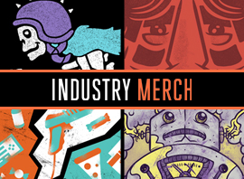 INDUSTRY MERCH – Design Clearance