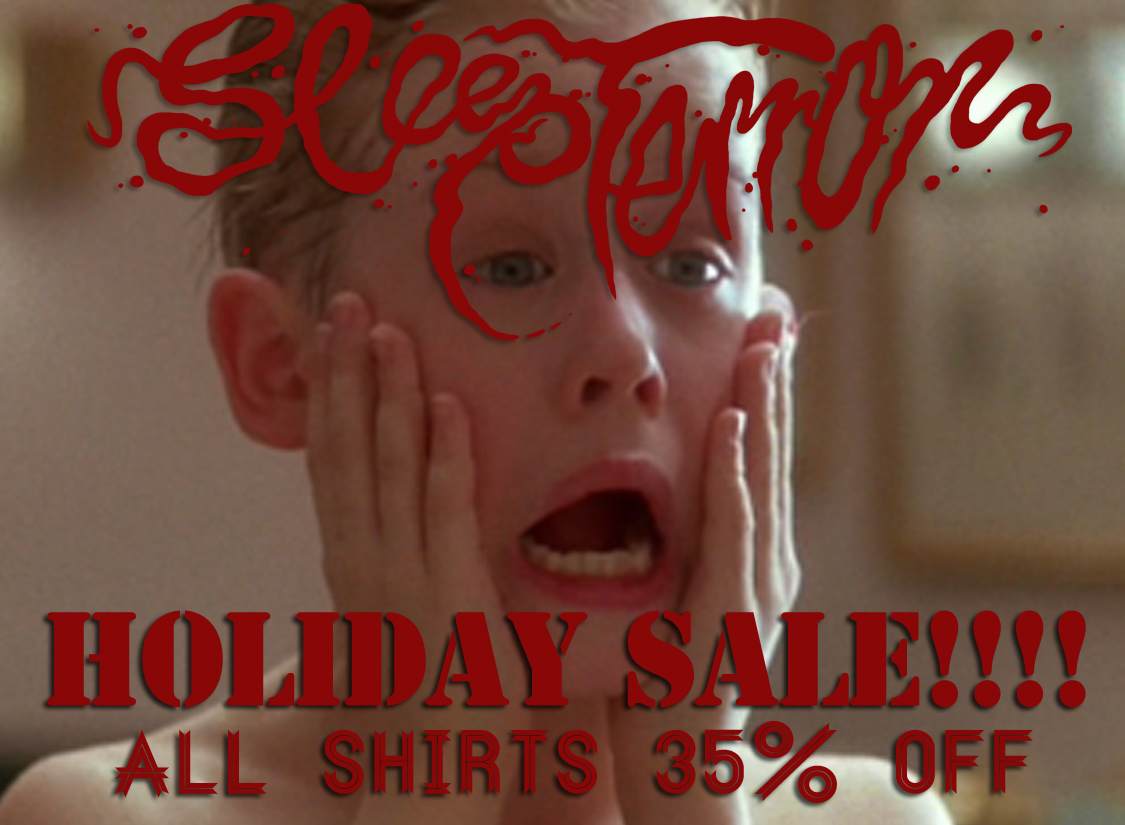 Sleep Terror End of Year Sale