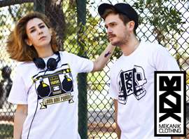 MKNK CLOTHING Launch New Streetwear Brand