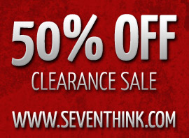 Seventh.Ink 50% Off Sale