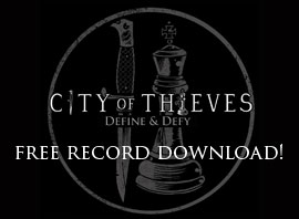 Greg Kerr of Miles to Go Releases Studio Record For Free / City of Thieves