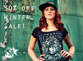 Alternate Decision Winter Sale 30% Off!