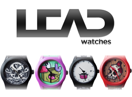 LEAD Watches