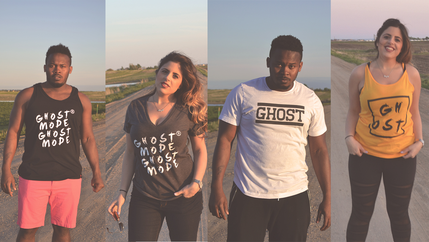 Ghost Mode Apparel
