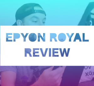 Epyon Royal Review