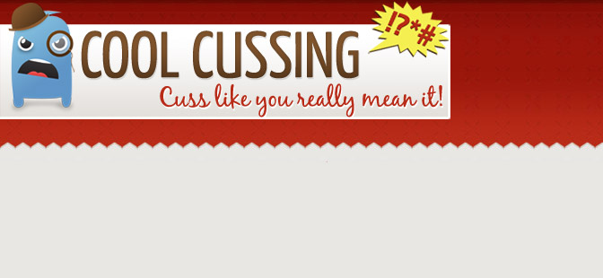 COOL-CUSSING