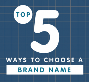How to choose a brand name for your clothing company